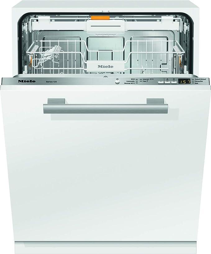Miele G 4994 SCVi lavavajilla Semi-incorporado 14 cubiertos A+++ ...