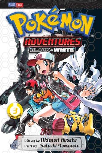 Best pokemon adventures black and white 1