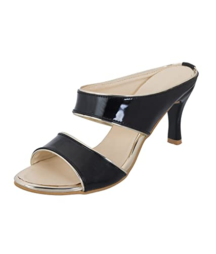 f97fa442d7a Juti Kasoori Sandal for Women Casual Stylish Heel Sandals Latest Arrival  Party Wear Casual Wear Sandals