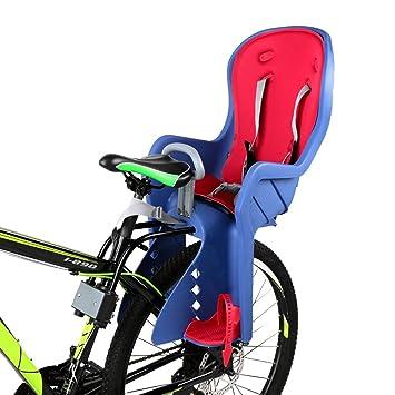 Docooler Baby Bike Seat Childrenu0027s Safest Bike Seat Kids Rear Chair with Handrail  sc 1 st  Amazon UK & Docooler Baby Bike Seat Childrenu0027s Safest Bike Seat Kids Rear Chair ...