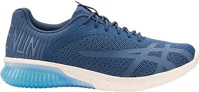 Asics Gel-Kenun 2 - Zapatos para hombre, Azul (Gran tiburón/Gran tiburón), 48 EU: Amazon.es: Zapatos y complementos