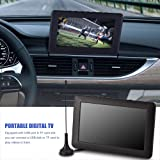 12 inch Portable TV, ATSC Digital Television 16:9