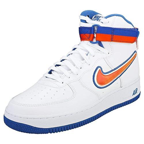 lowest price 33fa3 711cc Nike Air Force 1 High  07 LV8 Sport, Zapatillas de Deporte para Hombre,