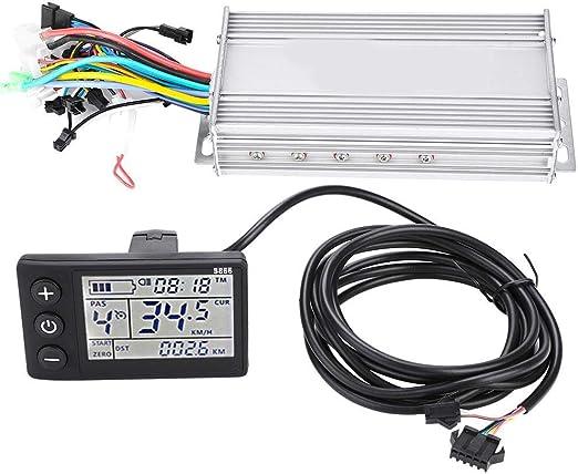 MAGT Kit de Controlador de Scooter, Controlador de Motor eléctrico ...