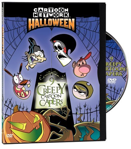 Cartoon Network Halloween - 9 Creepy Capers]()