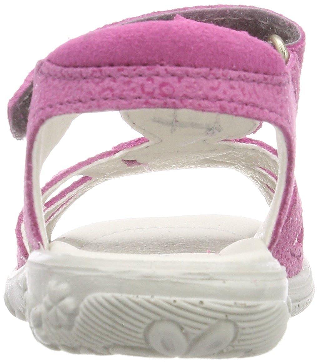 M Pink 410454-43 Ricosta Girls Sandale