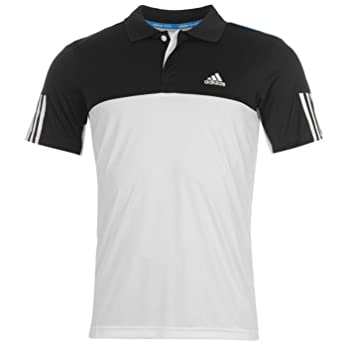 27adc41a22c46 adidas Boys Tennis Polo Shirt Response Tshirt Age 5-6 New Tags ...