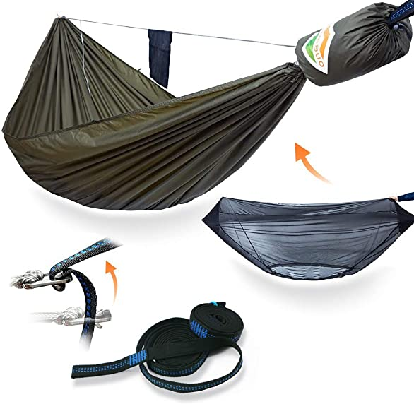 onewind XL Double Camping Hammock Ridgeline