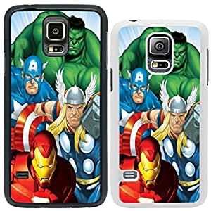 DC Marvel superhero comic book cover case for Samsung by ruishername