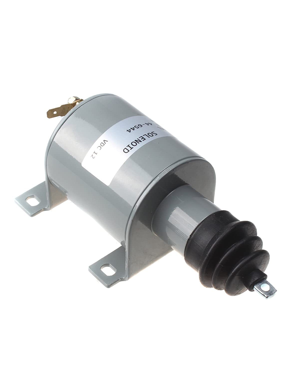 Amazon.com: 12V Speed Shut Off Solenoid 44-6544 446544 for ...