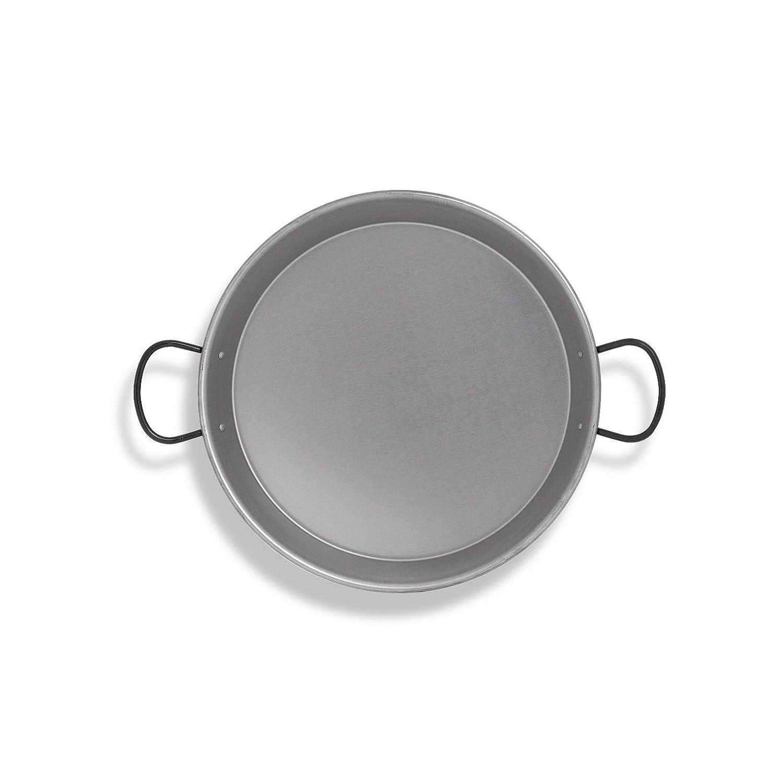 /Ø32cm 5 raciones Paellera pulida induccion//vitro **LA VALENCIANA**Hecha en ESPA/ÑA varios tama/ños