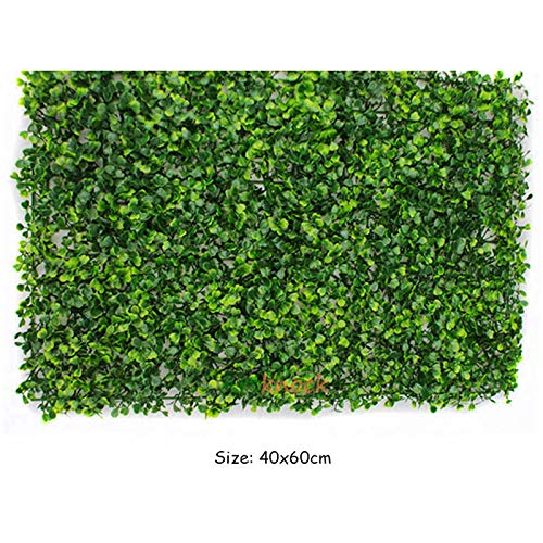 KathShop 40x60cm Vivid Grass Mat Green Artificial Lawns Plan