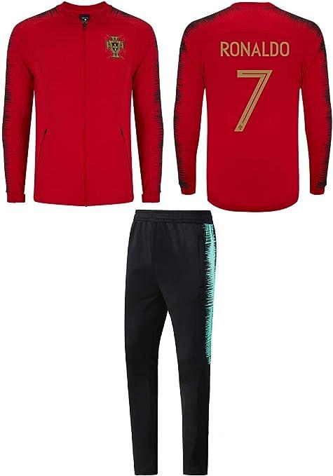 Fan Kitbag Chándal de fútbol para niños Ronaldo # 7, Todos los ...