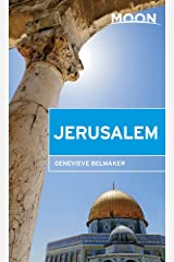 Moon Jerusalem (Travel Guide) Paperback