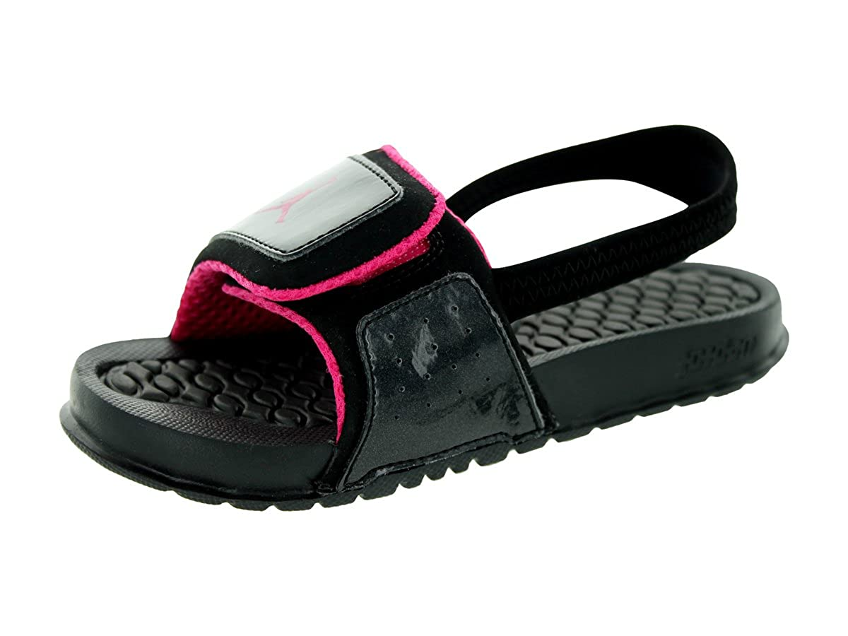8b0557cc07f Nike Baby-Boys 487574-009 Athletic Sandals 487574-009 Black Size: 10 M US  Toddler: Amazon.co.uk: Shoes & Bags