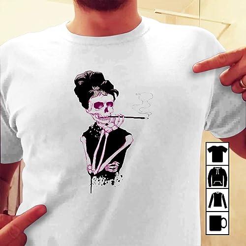 035a4d7a Amazon.com: My Fair Lady T-Shirt Audrey Hepburn T-Shirt: Handmade