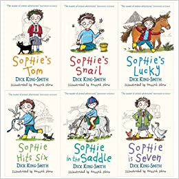 Dick king smith sophie stories 6 books collection pack set sophies dick king smith sophie stories 6 books collection pack set sophies snail sophies tom sophie hit ix sophie in the saddle sophie is seven fandeluxe Image collections