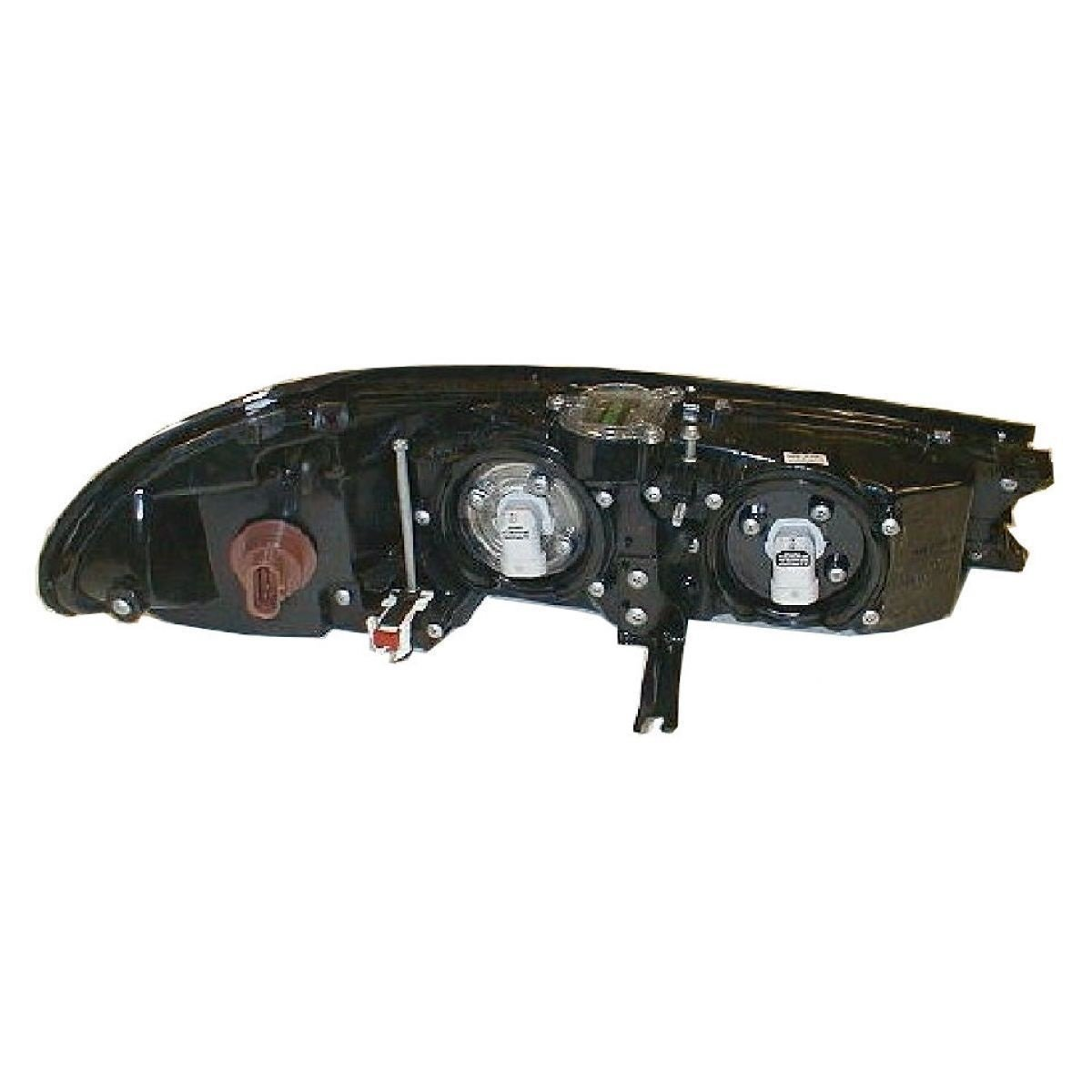 Fleetwood Revolution 2002-2007 RV Motorhome Left Replacement Front Headlight with Bulbs Driver
