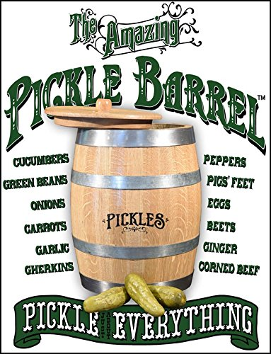 Barrel Pickles (TThe Amazing Pickle Barrel™he Amazing Pickle Barrel™)