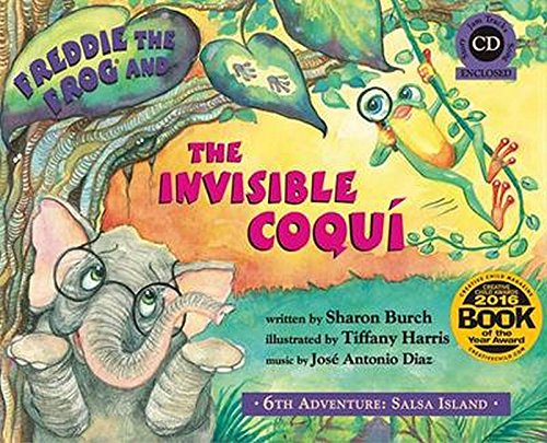 Freddie the Frog and the Invisible Coqui