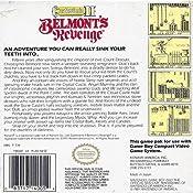 Amazon com: Castlevania II: Belmont's Revenge: Video Games