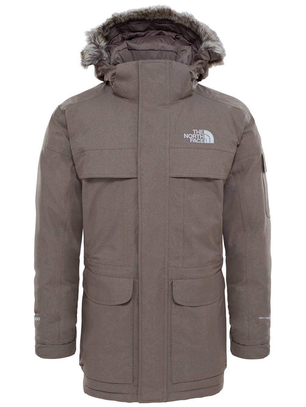 M Face Mcmurdo The North 70 Chaqueta Hombre off Parka Para E1w5p
