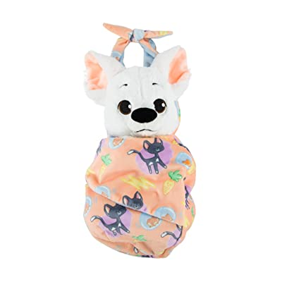 Disney Parks Baby Bolt in a Blanket Pouch Plush New with Tags: Toys & Games