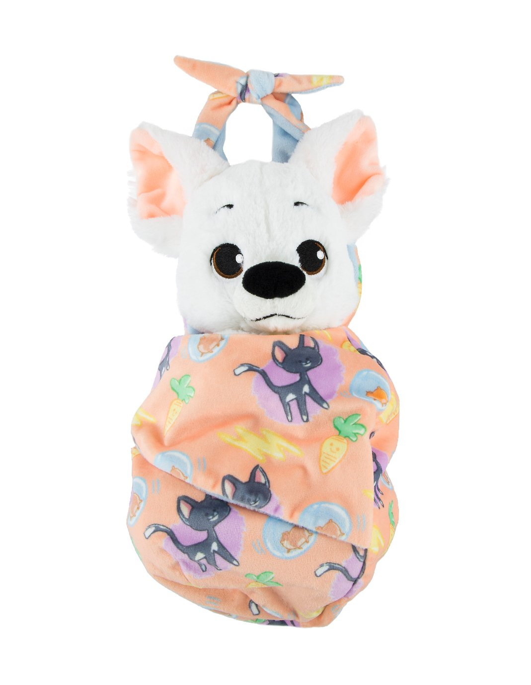 Buy Disney Parks Baby Bolt Dog Puppy In A Pouch Blanket Plush Doll Online At Low Prices In India Amazon In
