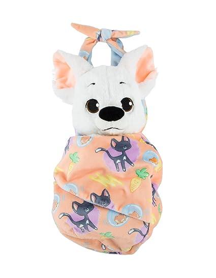 Amazon.com: Disney Parks bebé Bolt perro Puppy en una bolsa ...