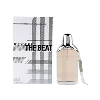 Burberry The Beat Women Eau De Parfum 75 Ml Amazoncouk Luxury Beauty
