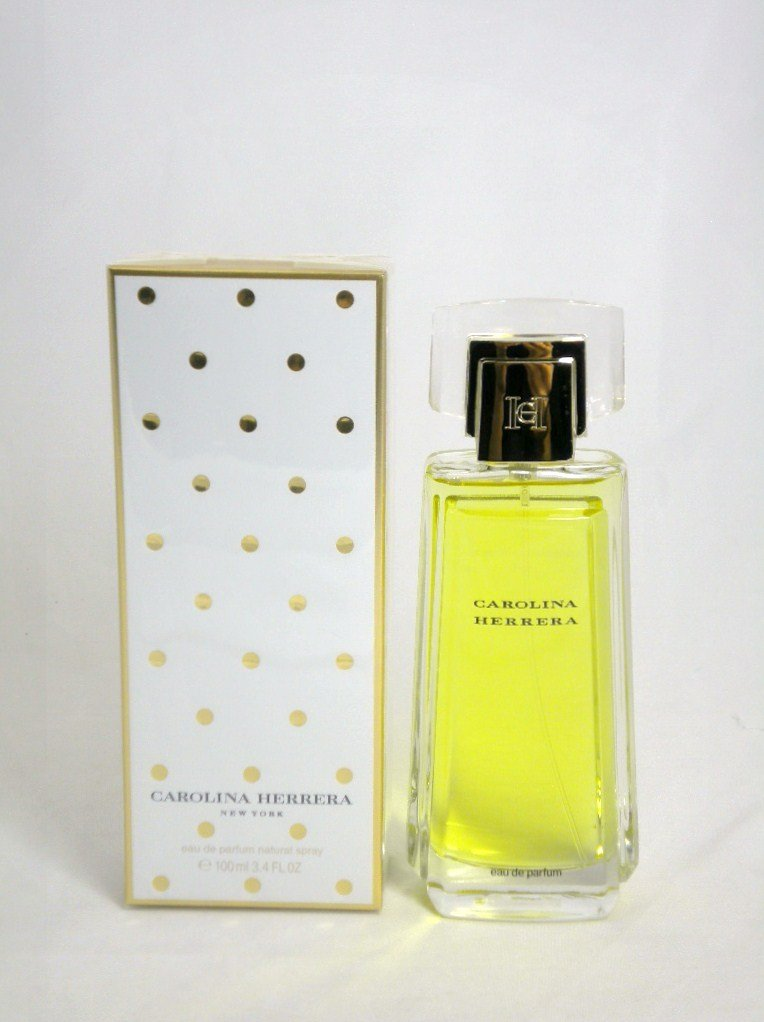 CAROLINA HERRERA by Carolina Herrera Eau De Parfum Spray 3.4 oz