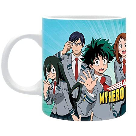 Manga Küche | My Hero Academia Schulklasse Tasse Manga Anime Original