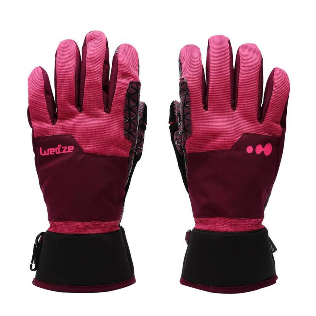 HU Atmungsaktive Handschuhe Skifahren Bergsteigen Warme Wasserdichte Männer und Frauen Outdoor Sports Handschuhe