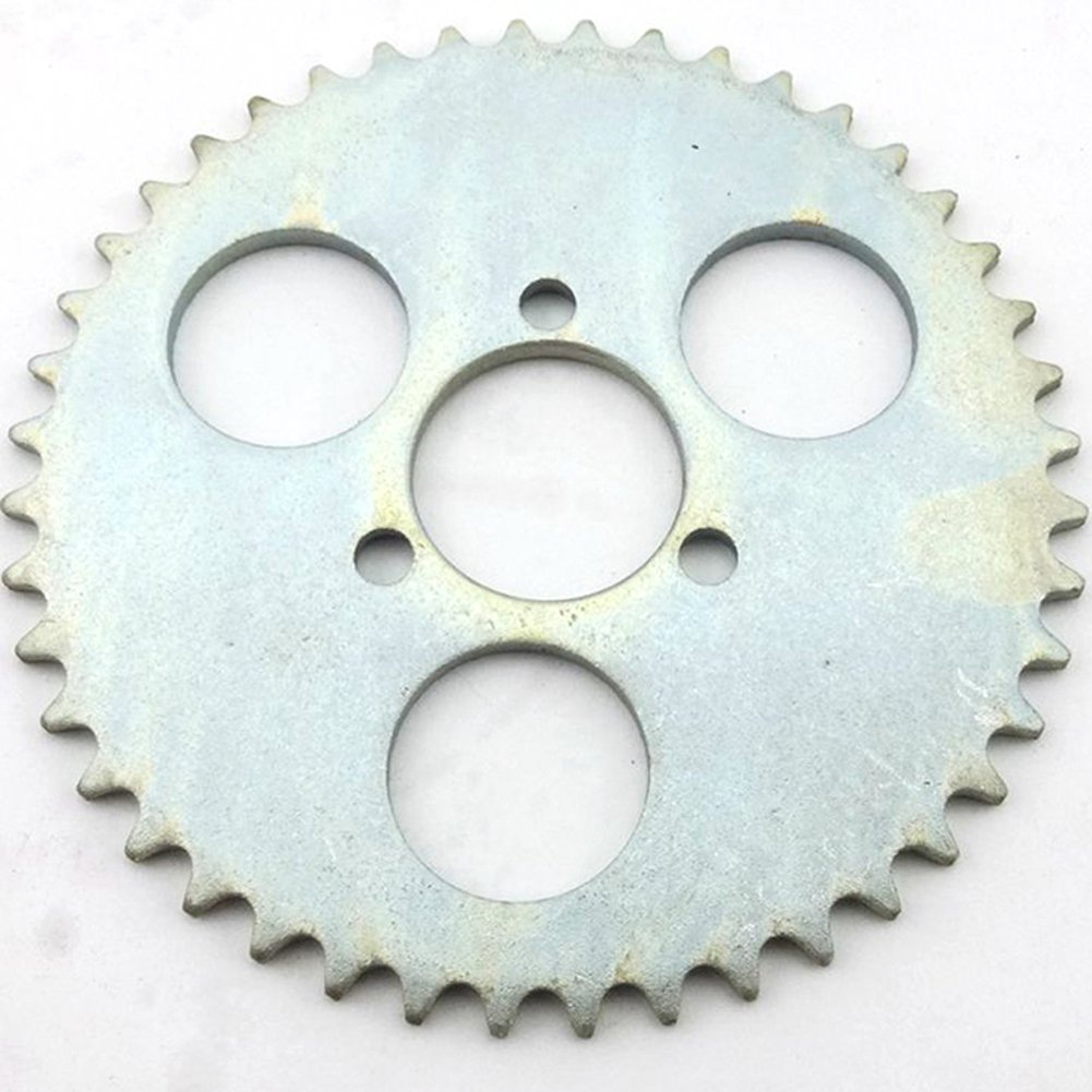 TC-Motor 29mm 44 Tooth T8F Rear Chain Sprocket For 2 Stroke 43cc 49cc Engine Pocket Bike Chinese Mini Moto ATV Quad Goped Scooter