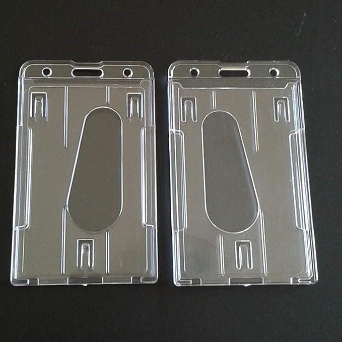 Porta carte tessere in plastica con 12 tasche portacarte  portatessere bluekover