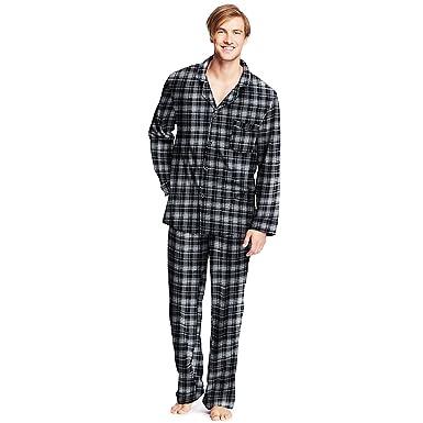 Hanes Men s Flannel Pajamas 77dc1000a