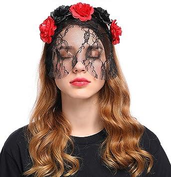 Amazon.com   Halloween Headband Women c469e0e6286