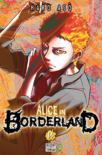 Alice in Borderland, Tome 14 :