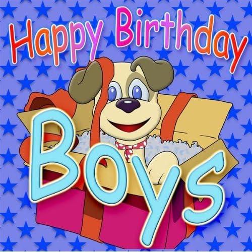 Happy Birthday To Walkonby Jan 30: Happy Birthday Luke By Ingrid DuMosch On Amazon Music