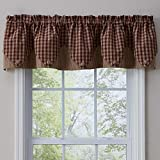 Cheap Park Designs Town and Country Wine Point Valance