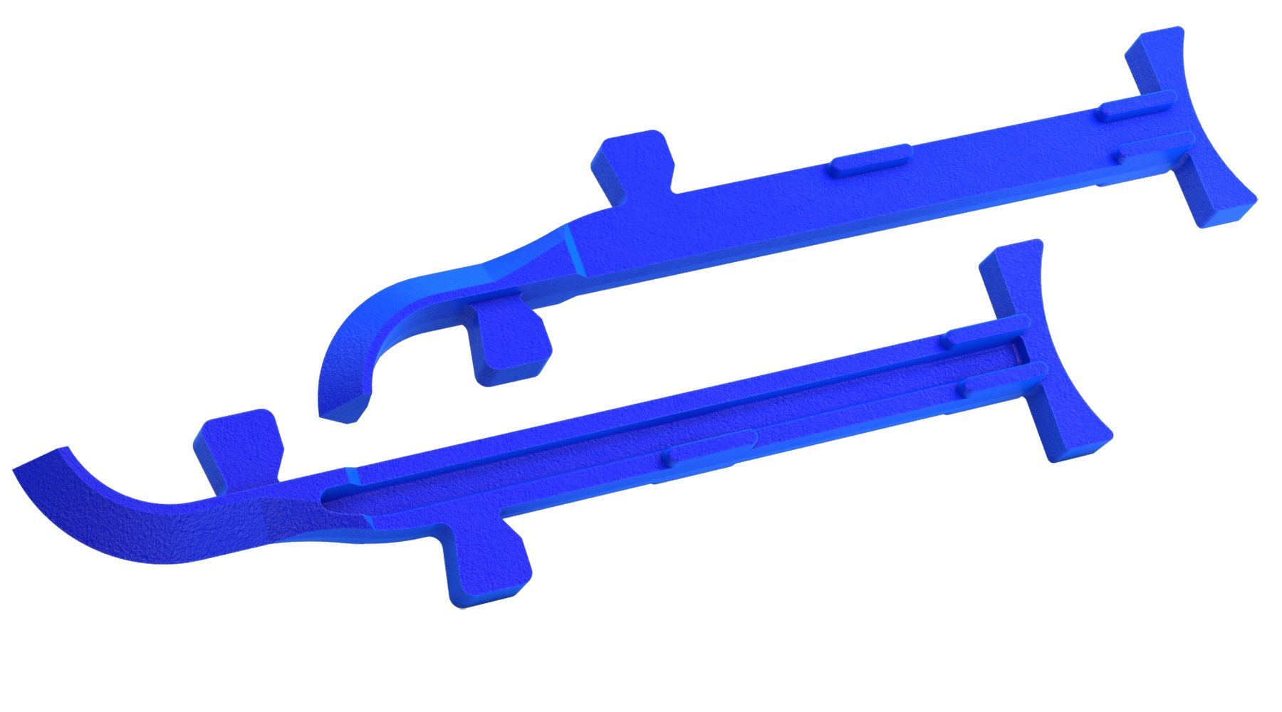 Bon 11-292 6-Inch to 8-Inch Cast Aluminum Line Stretchers, 1-Pair by BON (Image #1)