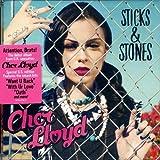 "Cher Lloyd - Sticks & Stones LIMITED EDITION CD Includes BONUS TRACKS ""Talkin' That"" and ""Over The Moon"" by Cher Lloyd, Busta Rhymes, Carolina Liar, Becky G (0100) Audio CD"