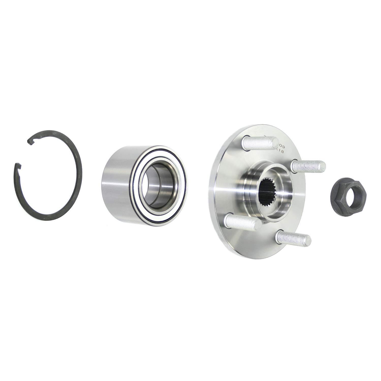 DuraGo 29596016 Front Wheel Hub Kit