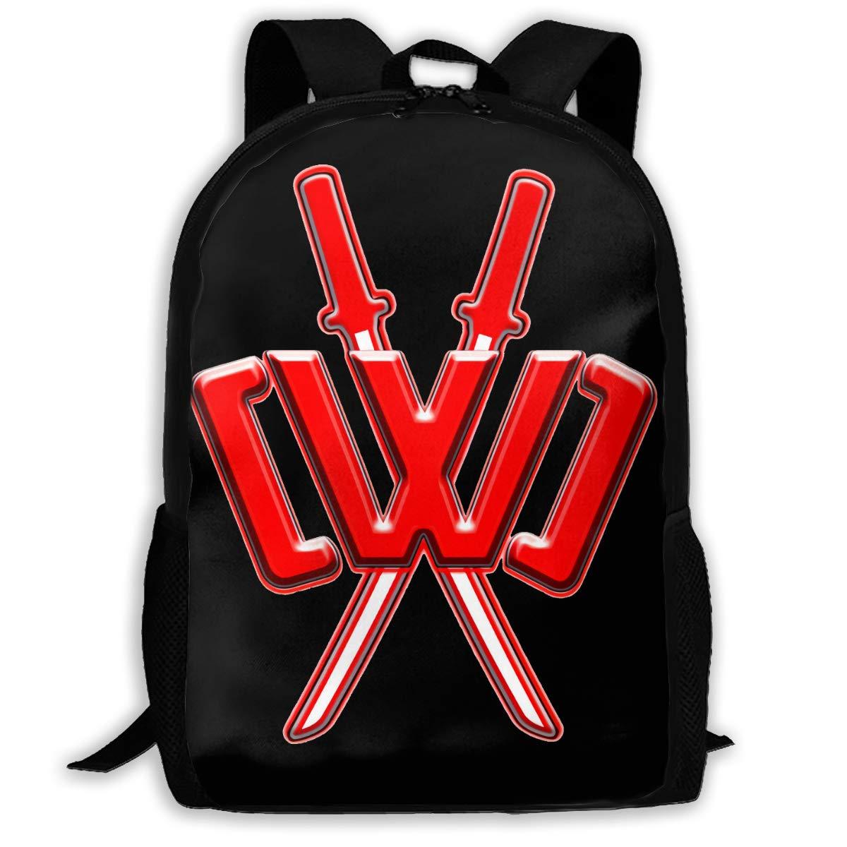 Amazon.com: Laoshi CWC Chad Wild Clay Ninja Kid Backpack ...