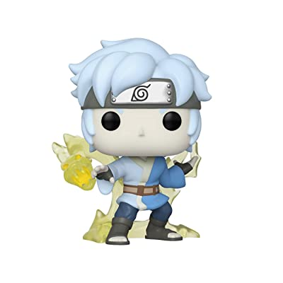 Funko Pop! Animation: Boruto - Mitsuki, Multicolor: Toys & Games