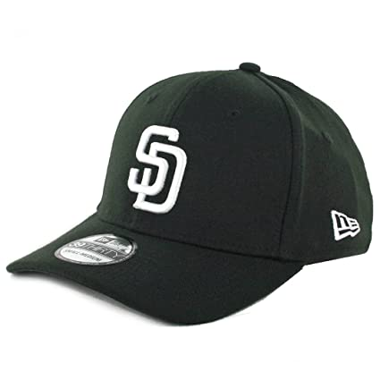 premium selection 13f3e d1562 Image Unavailable. Image not available for. Color  New Era 39Thirty San  Diego Padres Flexfit Hat ...