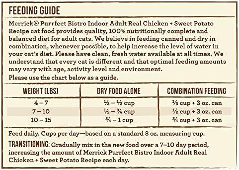 Merrick Purrfect Bistro Grain Free Indoor Dry Cat Food