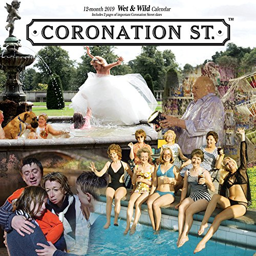 Coronation Street Wall Calendar, Drama TV by Wyman Publishing