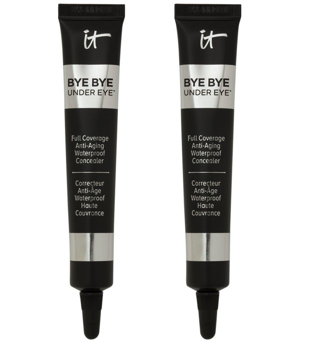 IT Cosmetics Under Eye Waterproof Concealer - Light - 2 Pack