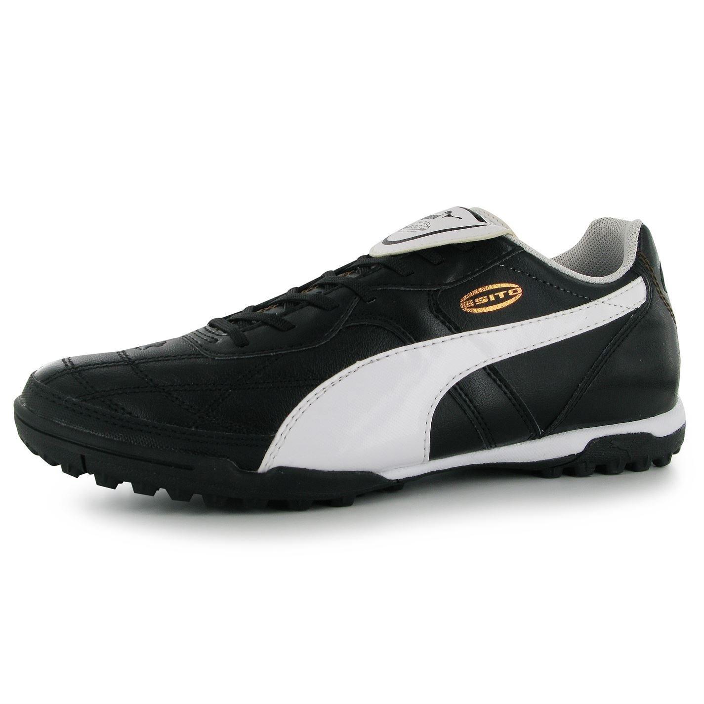 Puma Esito Classic Astro Turf Footballトレーナーメンズブラック/ホワイトサッカー靴 B01FKHL8JE(UK6) (EU39) (US7)